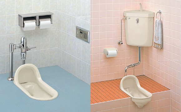 japanese style toilet seat. Japanese style Toilets Types of and Usage Japan s Toilet Situation  NIPPON